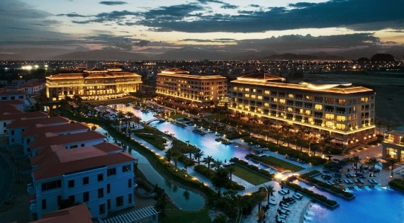 Sheraton Grand Danang Resort Wins Multiple Prestigious Awards – respectively in the 2020 World Luxury Hotel Awards