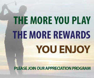 Member Appreciation Program of Kings' Island Golf Resort