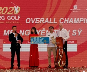 "2020 BRG GOLF HANOI FESTIVAL CONCLUDES ""FOR THE LOVE OF THE GAME"""